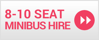 8-10 Seater Minibus Hire Wirral